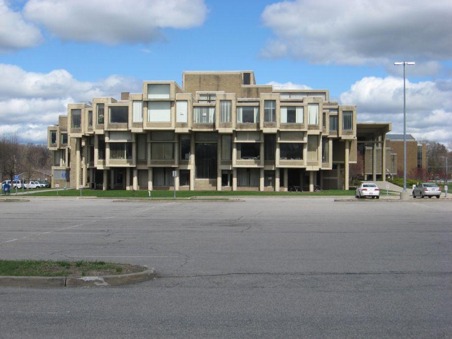 PHOTOS Modernist Architecture AtRisk or Demolished Next City