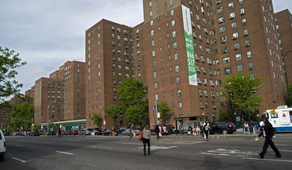 Stuyvesant Town in Manhattan