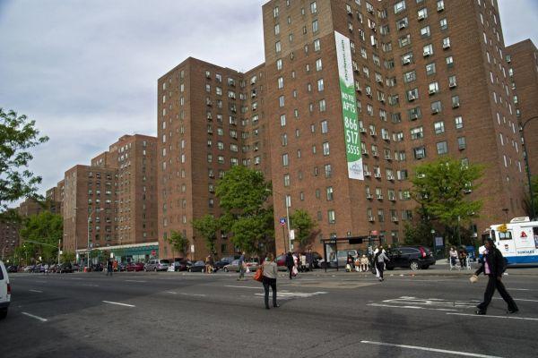 Stuyvesant Town in Manhattan