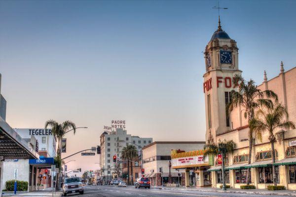 Downtown Bakersfield, CA