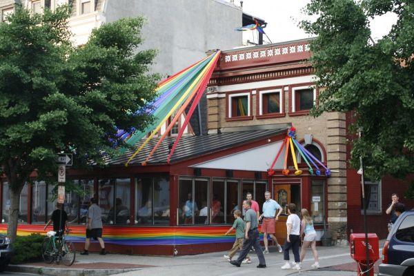 Annie's Paramount Steak House, gay-friendly steakhouse in Washington DC