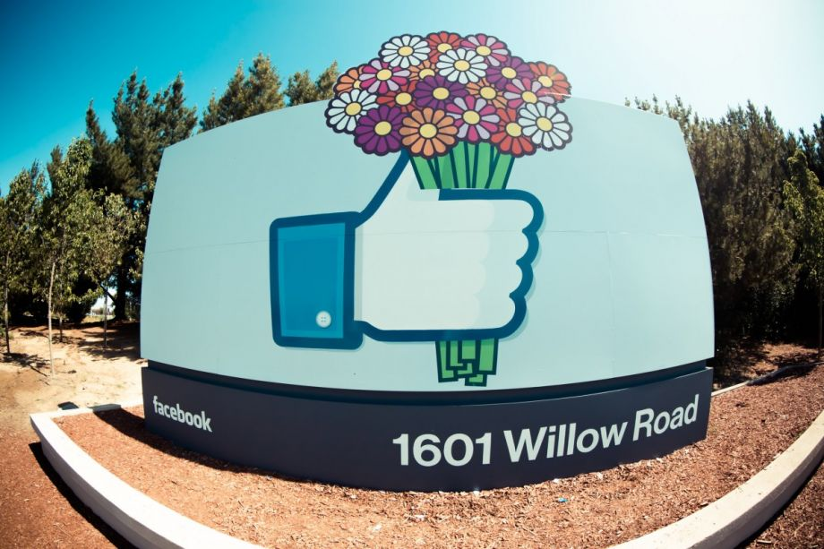 <p>Facebook's old headquarters in Menlo Park. Last week, Facebook became the latest corporate giant to announce a large investment into affordable housing.
