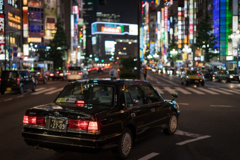 With New Taxi Hail Pilot, Uber Says Konnichi-wa to Japan ...