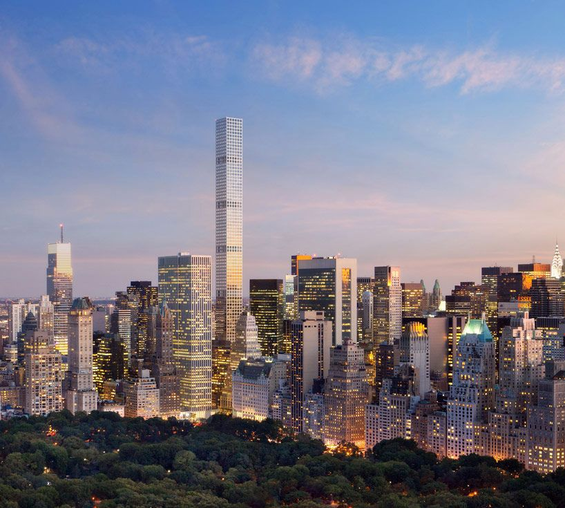 Times Architecture Floats Public Review For Very Tall New