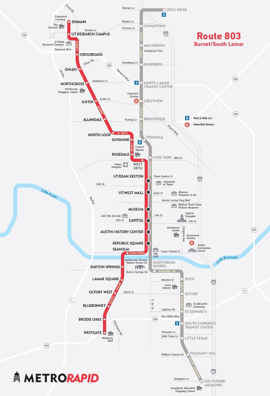 With Another LightRail Fail Whats In Store For Austin Public - Metro rail houston map