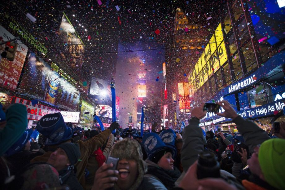 """How """"People-Centered"""" Design Made Times Square the Place To"""