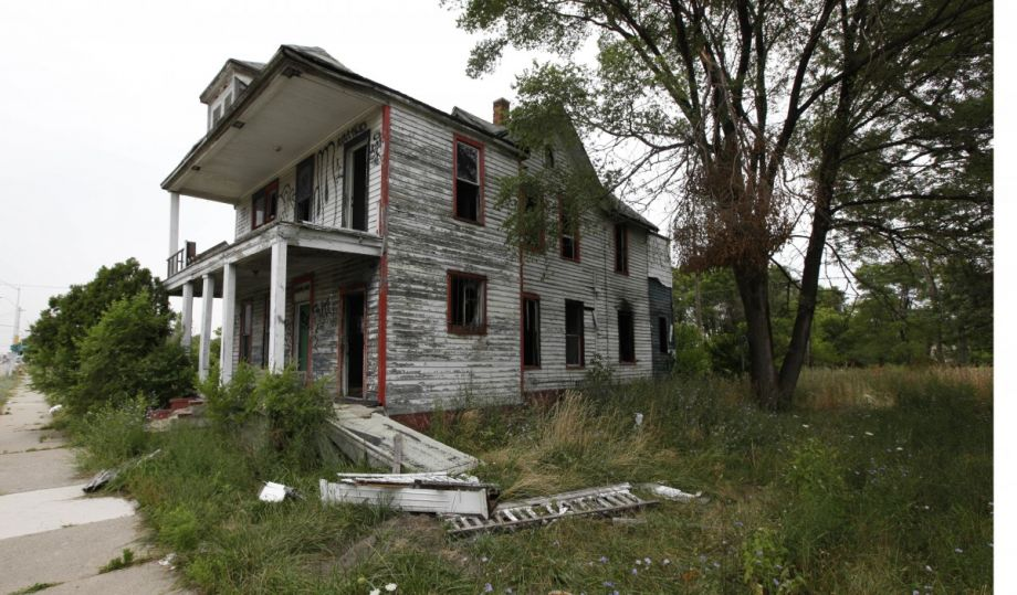 Detroit Launches Website to Auction Homes to Residents, Not Developers