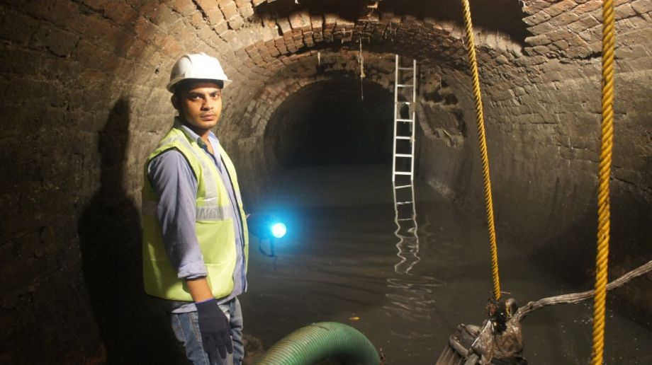 A Journey Into The 140 Year Old Tunnels Below Calcutta