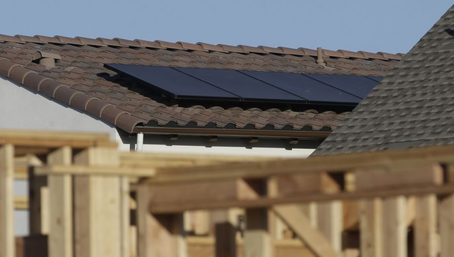 California Will Require Solar Panels On All New Homes