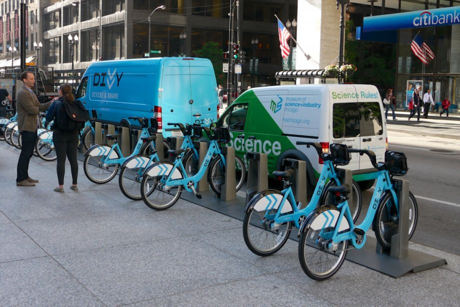 City Bikes In Chicago Why Chicago Is Claiming