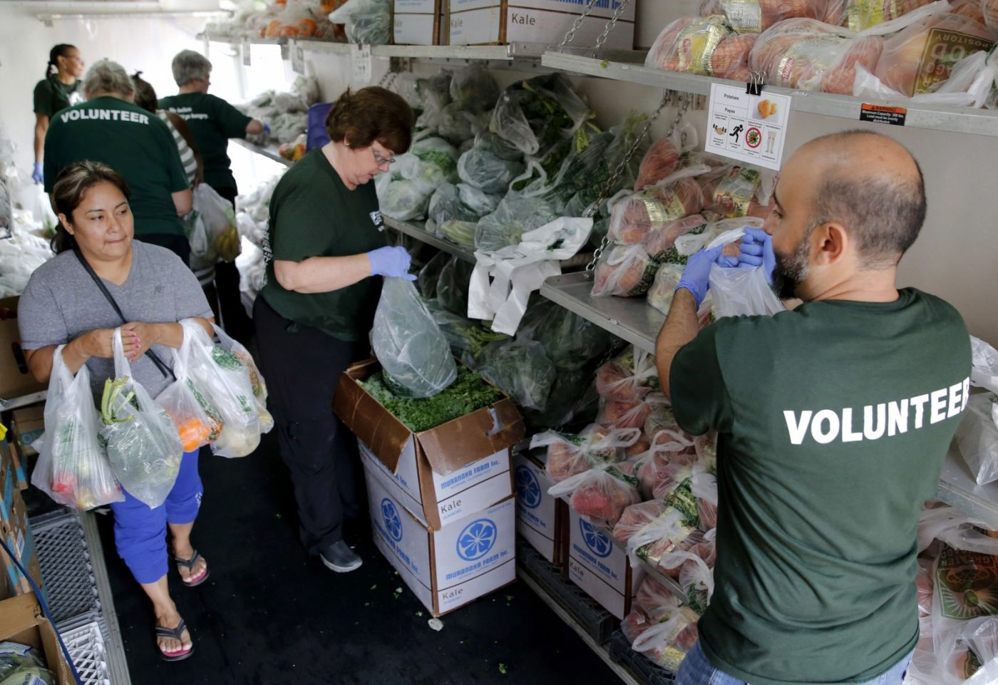 Can Cities Ever Eliminate Hunger?
