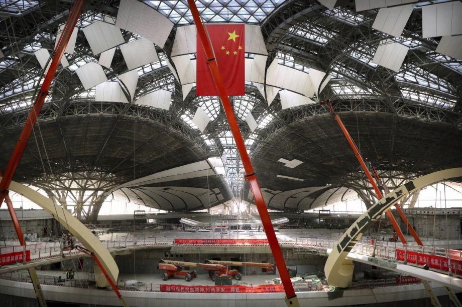 High-Speed Driverless Metro Trains Begin Trials in China