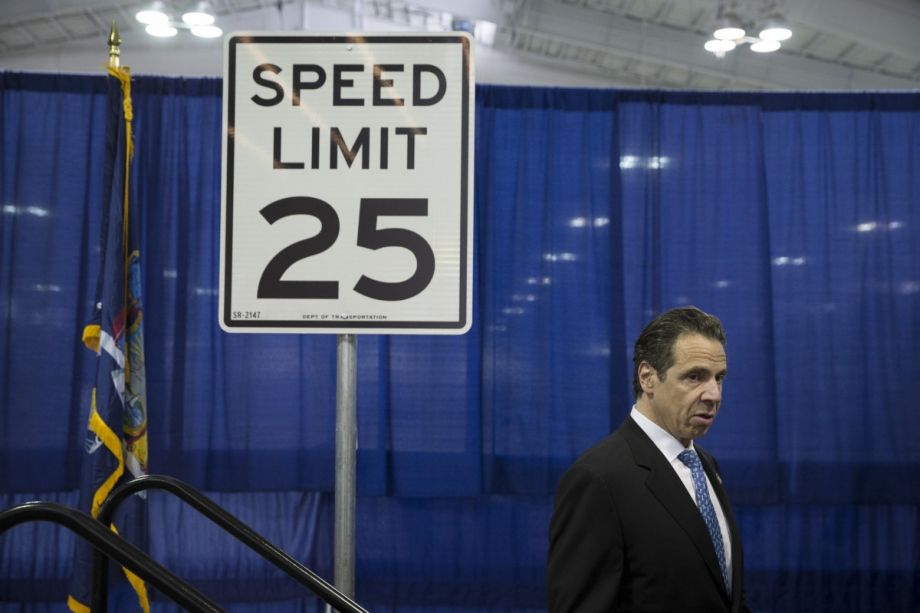 new speed limit nyc
