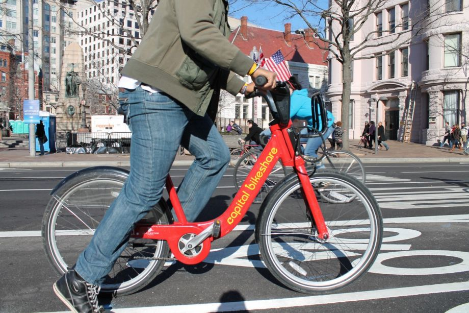 Watch How Different Riders Use Capital Bikeshare Next City