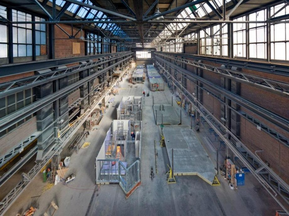 The Bumpy Road For Modular Construction In Nyc Next City