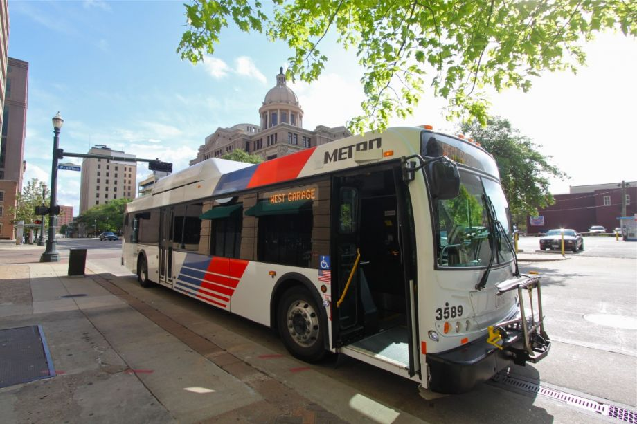 What Happened When Houston Revamped Its Entire Bus System