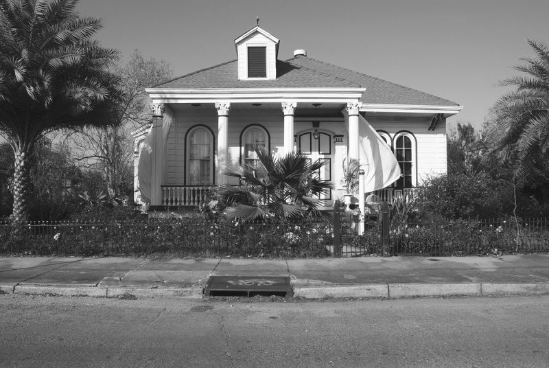 New Orleans Bywater house