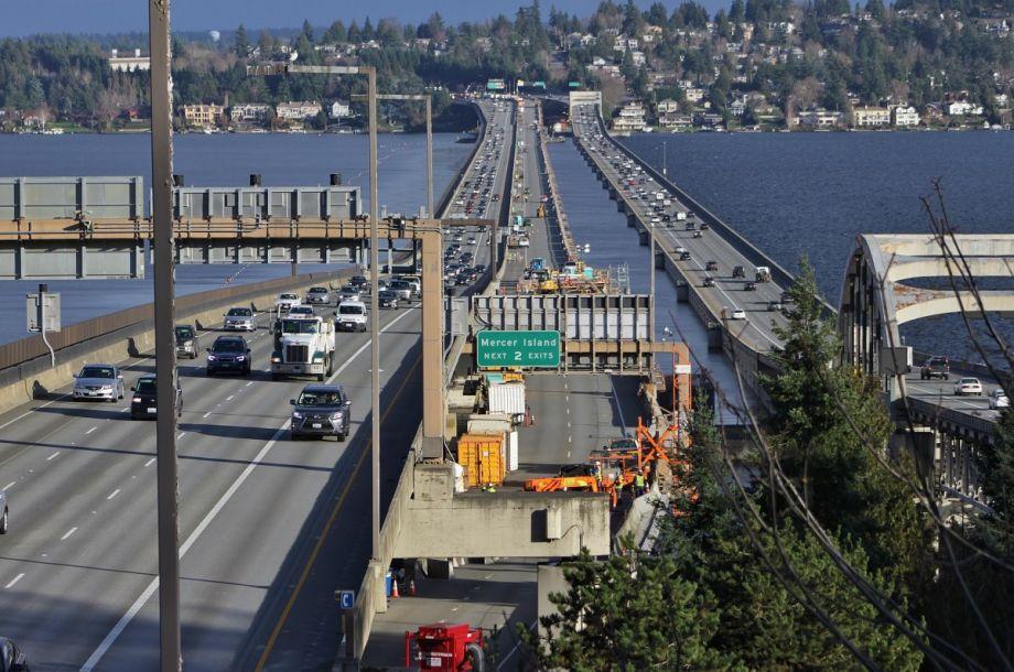 Seattle Eastside LRT Construction Passes Halfway Mark – Next