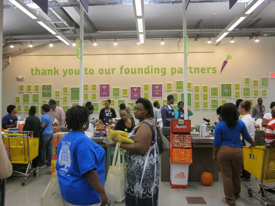 Nations First Non Profit Supermarket Opens In Chester Pa A Food