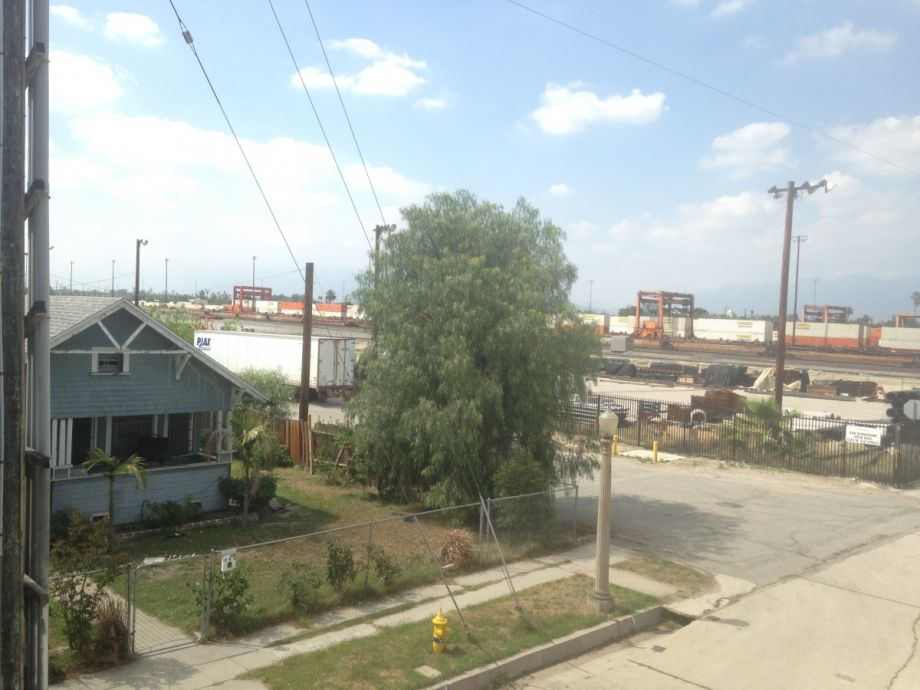 Living Among Warehouses Community Fights To Breathe Next City