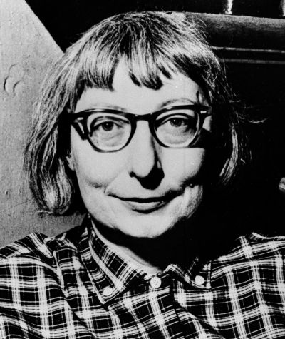 Jane Jacobs photo