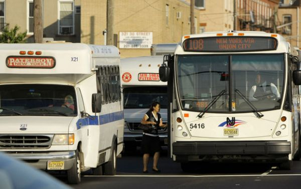 A Fatal Accident Prompts New Jersey Minibuses to Self