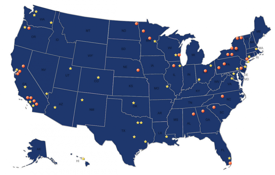 New Map Is a Guide to Transit-Fueled Jobs – Next City