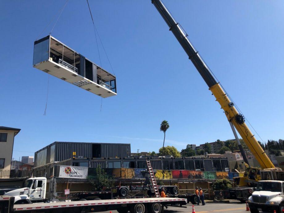 In Los Angeles, a Modular Home Design Evolves