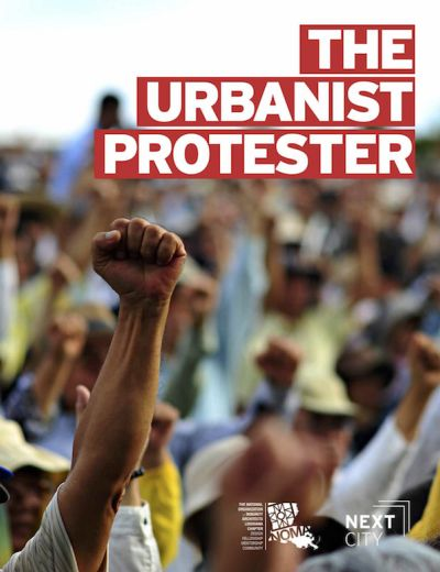 The Urbanist Protester