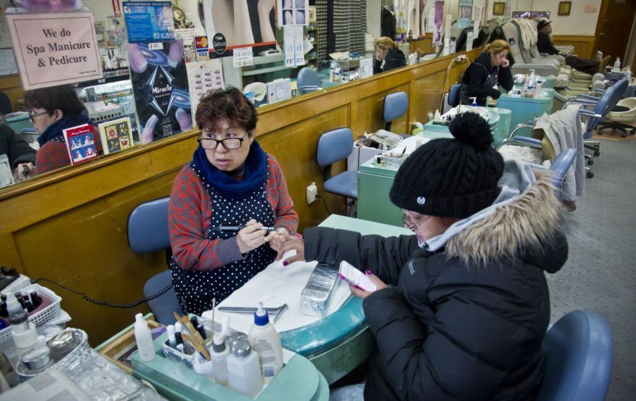 Officials Crack Down on NYC Nail Salons – Next City