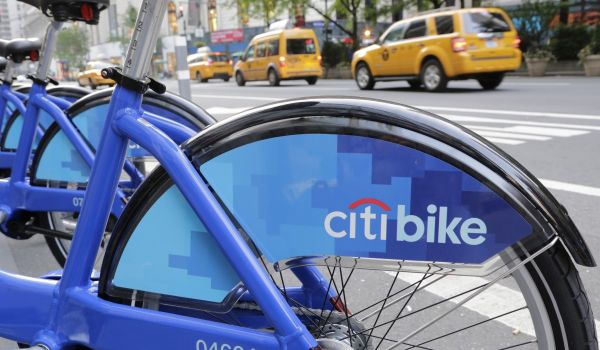 Citi Bike in New York City