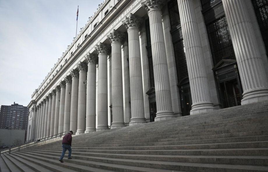 Awesome The Main U.S. Post Office In New York (AP Photo/Bebeto Matthews)