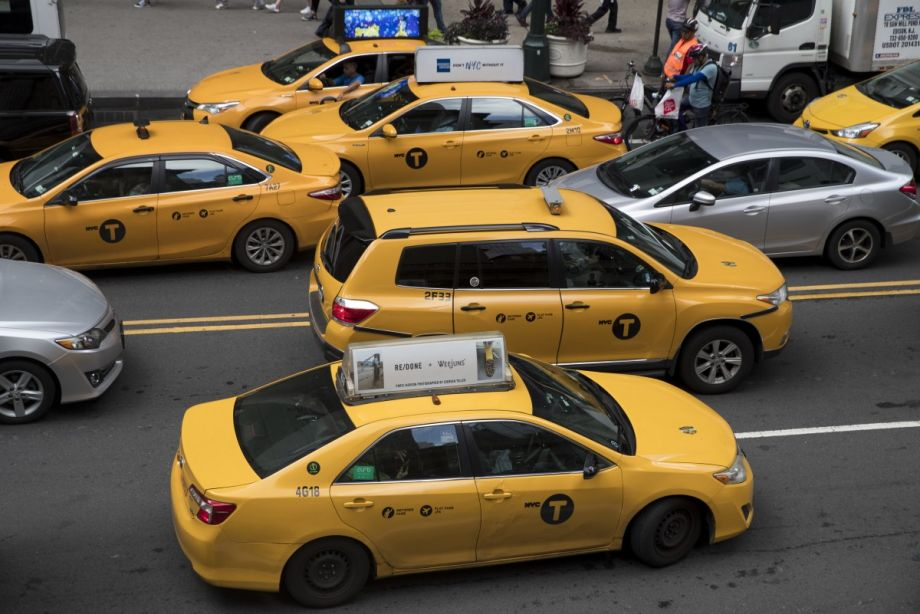 taxi drivers make a lot of money