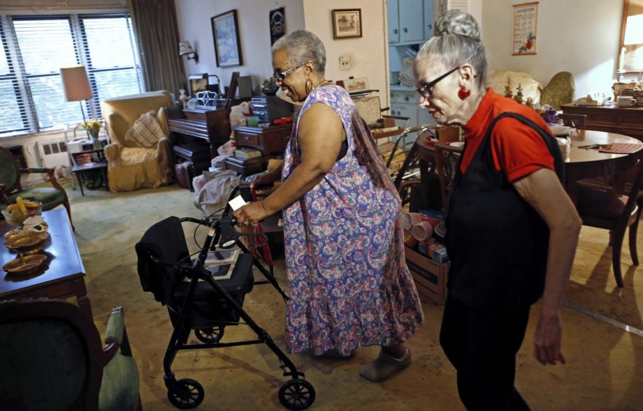 Bed Stuy Co Living Program Aims To Combat Displacement For Seniors