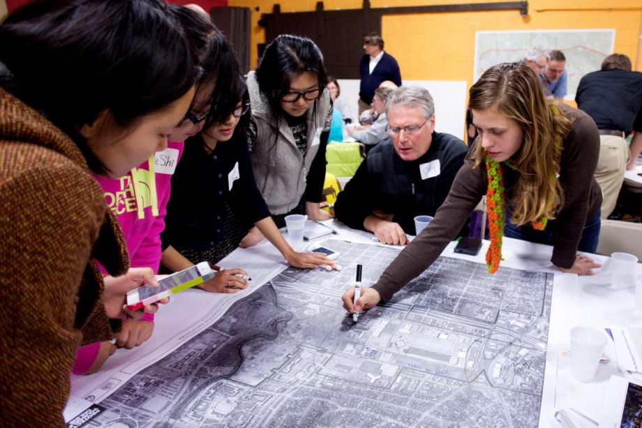 5 ways planners get charrettes wrong next city - Charrette dessin ...