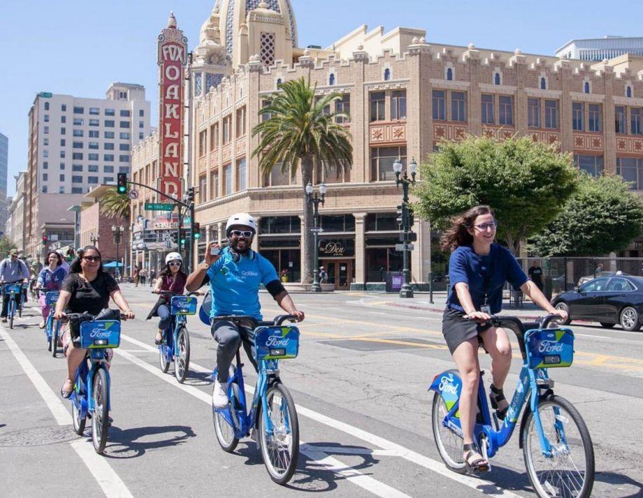Bay Area Navigates Regional Bike Share Expansion Next City