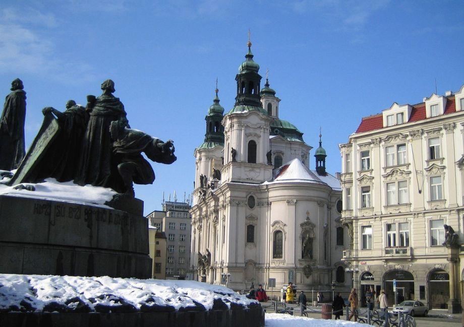 396ef67b07dc2 Prague Rethinks Cyclists' Place in Downtown Mix – Next City