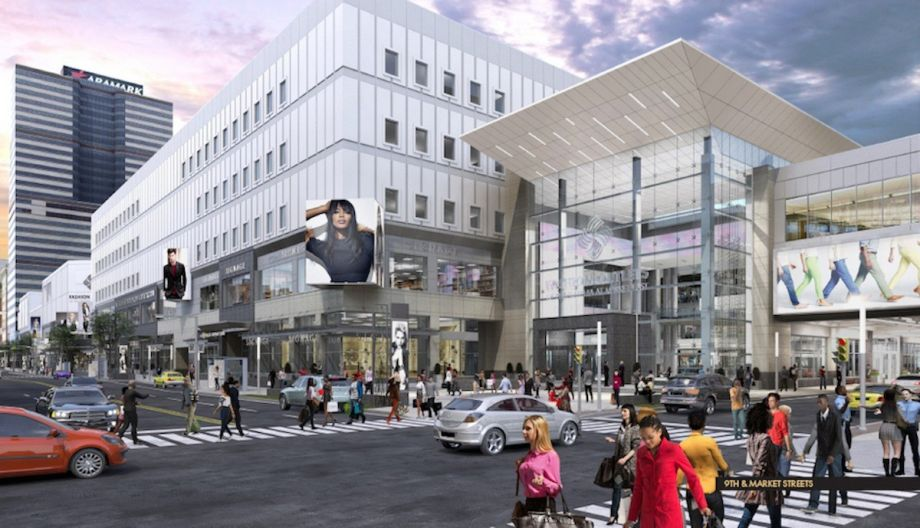 downtown philadelphia mall will get major makeover next city home design outlet center california home and