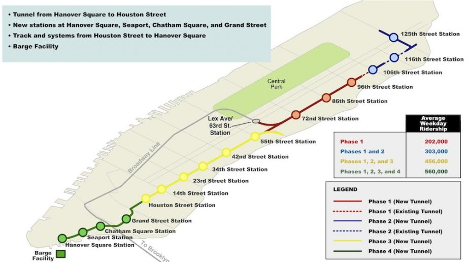 Utica Ave Station Subway Map.The Next 20 Years For New York S Mta Next City