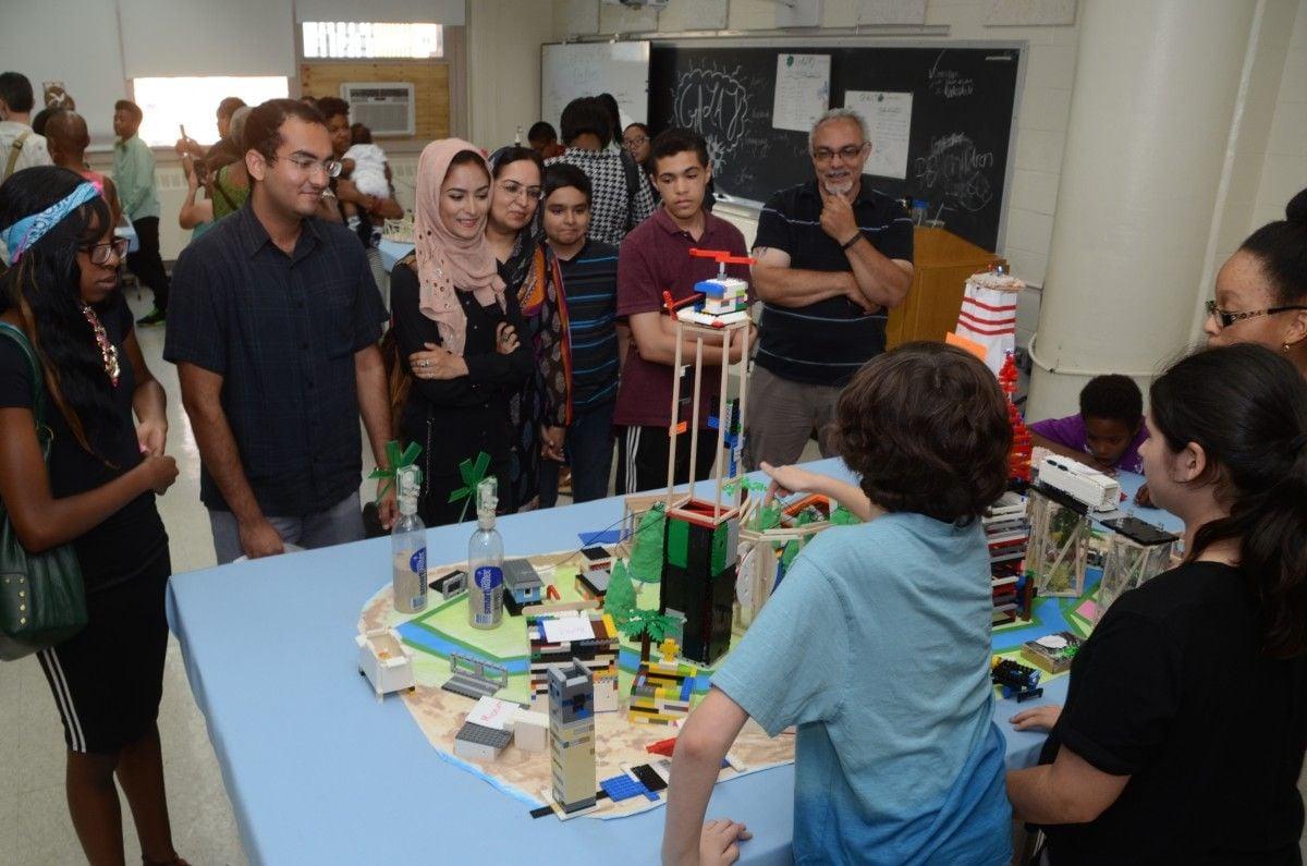 Teaching Kids How to Build Smart Cities
