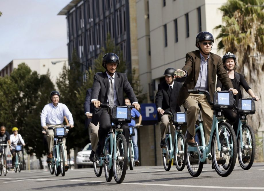 San Jose bike-share