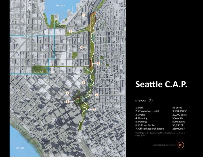 Seattle Architect Says the Time Is Right for This HighwayCapping