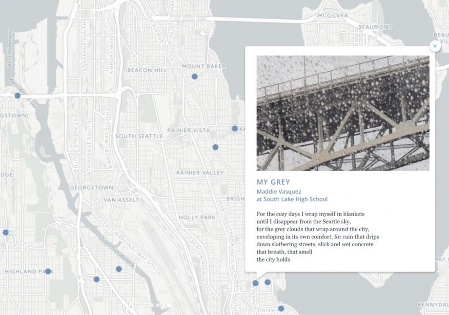 Urban Planner Turned Poet Maps Seattles Story Next City