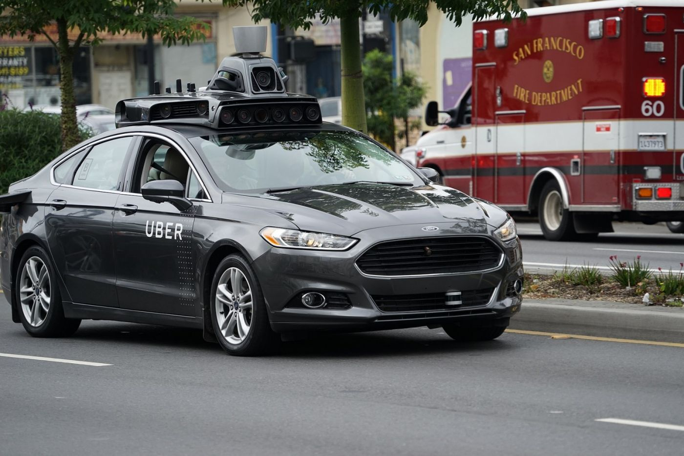 Autonomous Vehicles Are Coming and There's No Roadmap (Yet