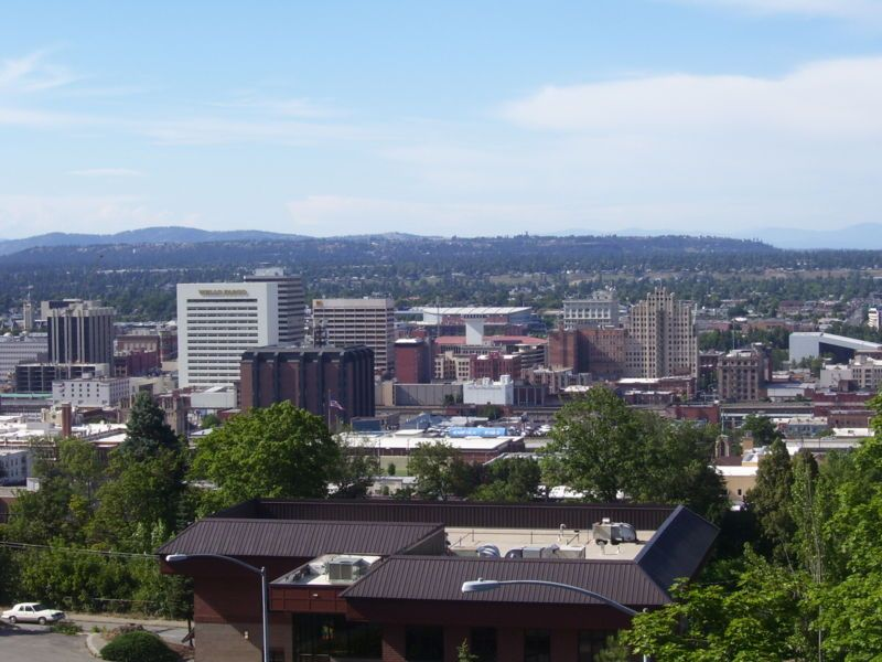 Spokane implores downtown developers to build anything for Build on your lot washington state