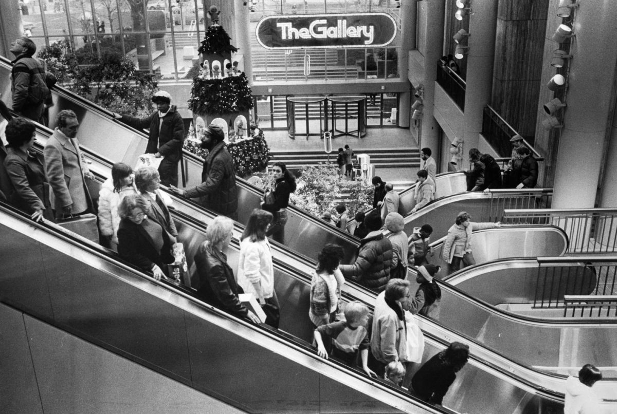 The 1 billion bet on gentrifying black philadelphias downtown mall next city