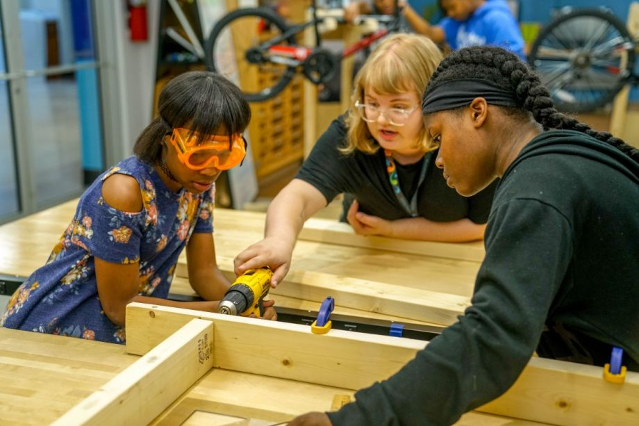 Why a Makerspace Popped Up In a Museum – Next City