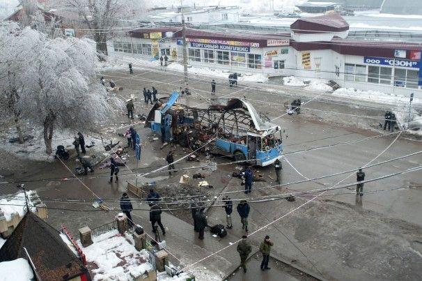 Why The Terrorists Chose Volgograd Next City