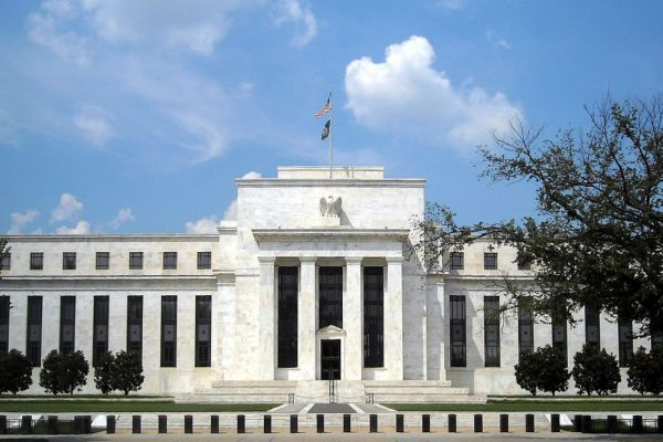 Federal Reserve HQ in Washington, D.C.