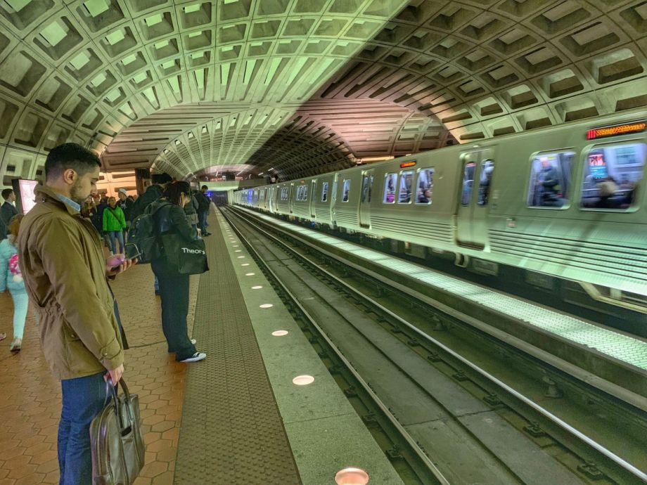 D C  Metro Ridership Continues to Plummet – Next City